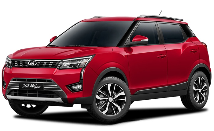 Mahindra XUV300 Recall for Suspension Component