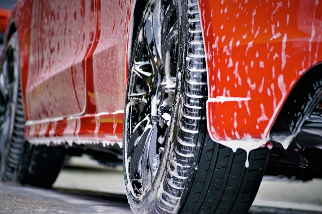 Car Care Complete Guide - WHEELS CLEANING