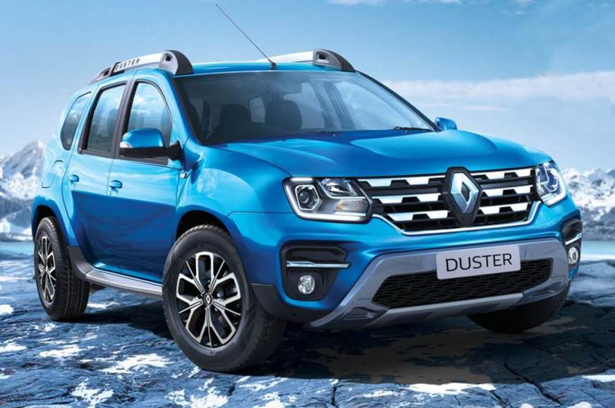Renault Duster Ground Clearance With Comparison