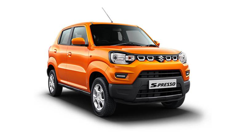 Maruti Suzuki S-Presso Price, Images, Features, and Specs