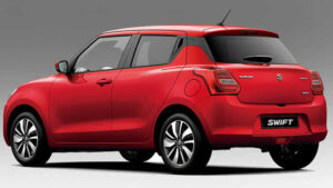 Maruti Suzuki Swift Ground Clearance