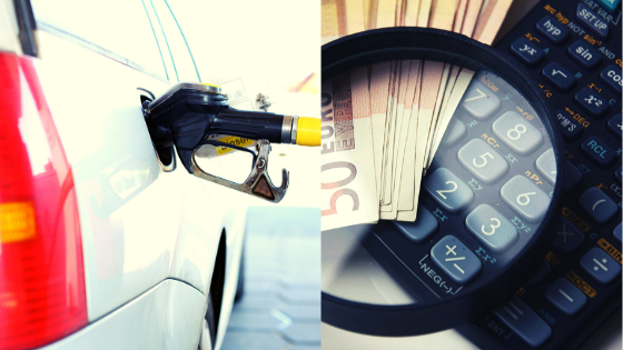 save fuel and money with KENT CamEye