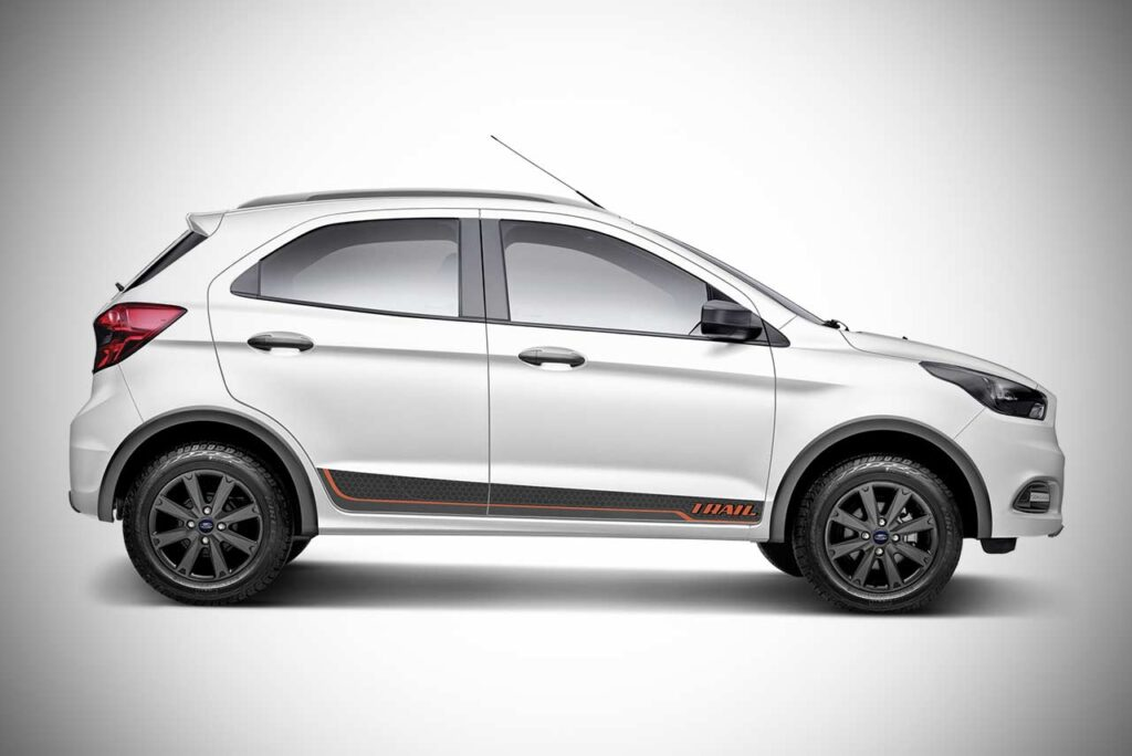 Ground Clearance Of Ford Figo Freestyle
