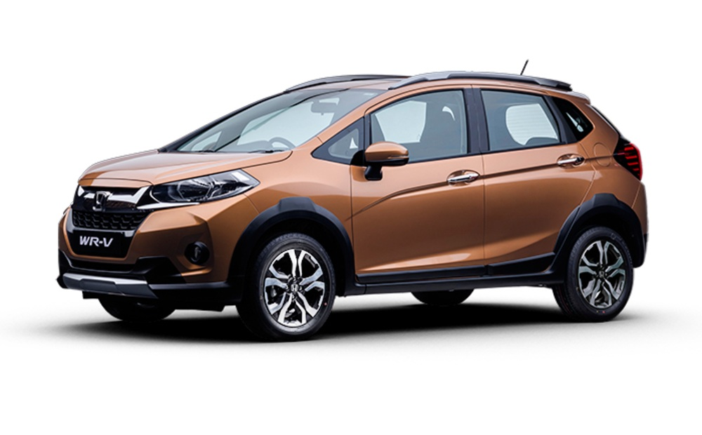 Ground Clearance Of Honda WR-V