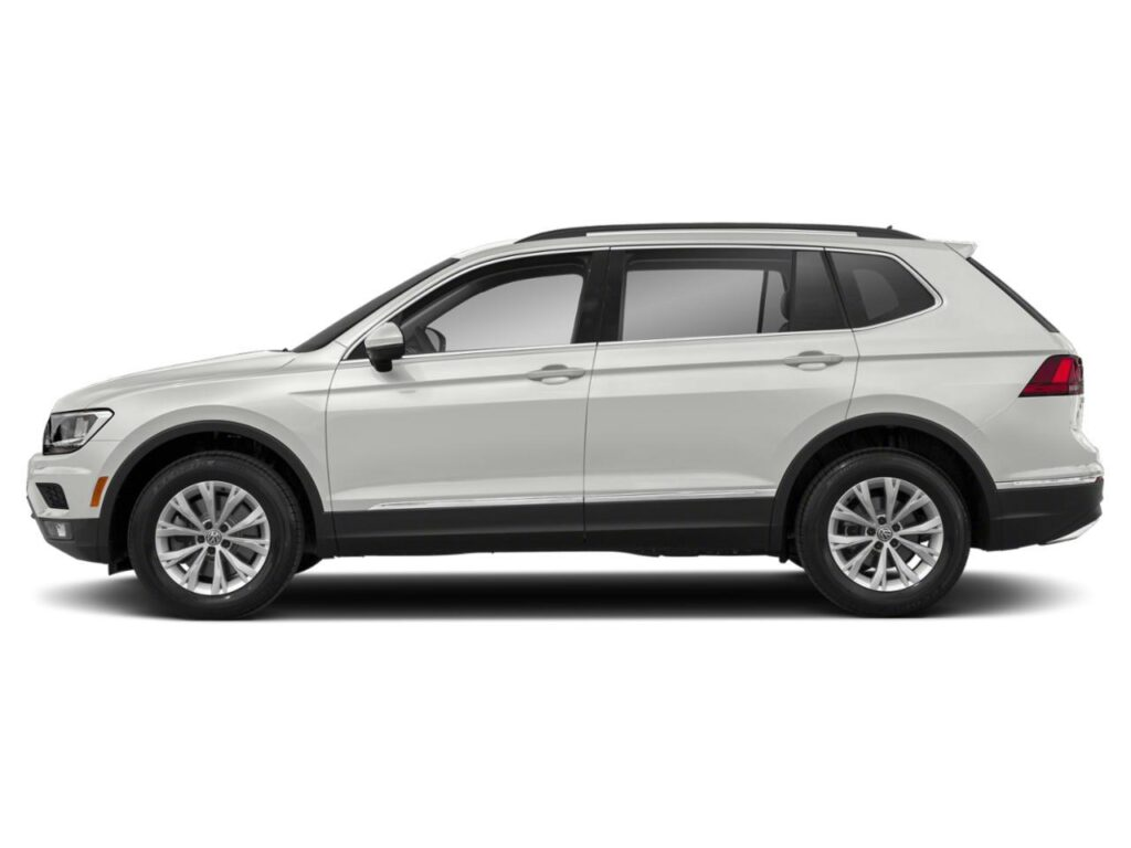 Ground Clearance Of Volkswagen Tiguan