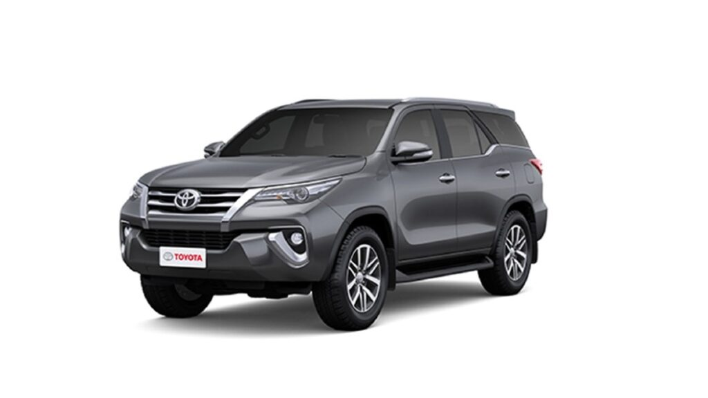 Images of Toyota Fortuner