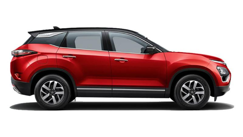 Images of Tata Harrier